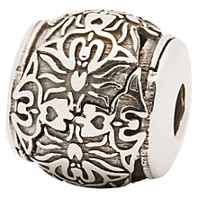 Buy Trollbeads Opposites Silver Bead Online at johnlewis.com