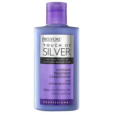 Buy Provoke Touch Of Silver Intensive Conditioner, 150ml Online at johnlewis.com