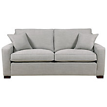 Buy Duresta Sloane Medium Sofa, Rutland Silver Online at johnlewis.com