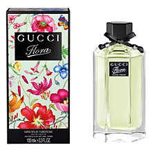 Buy Gucci Flora by Gucci Gracious Tuberose Eau de Toilette, 50ml Online at johnlewis.com