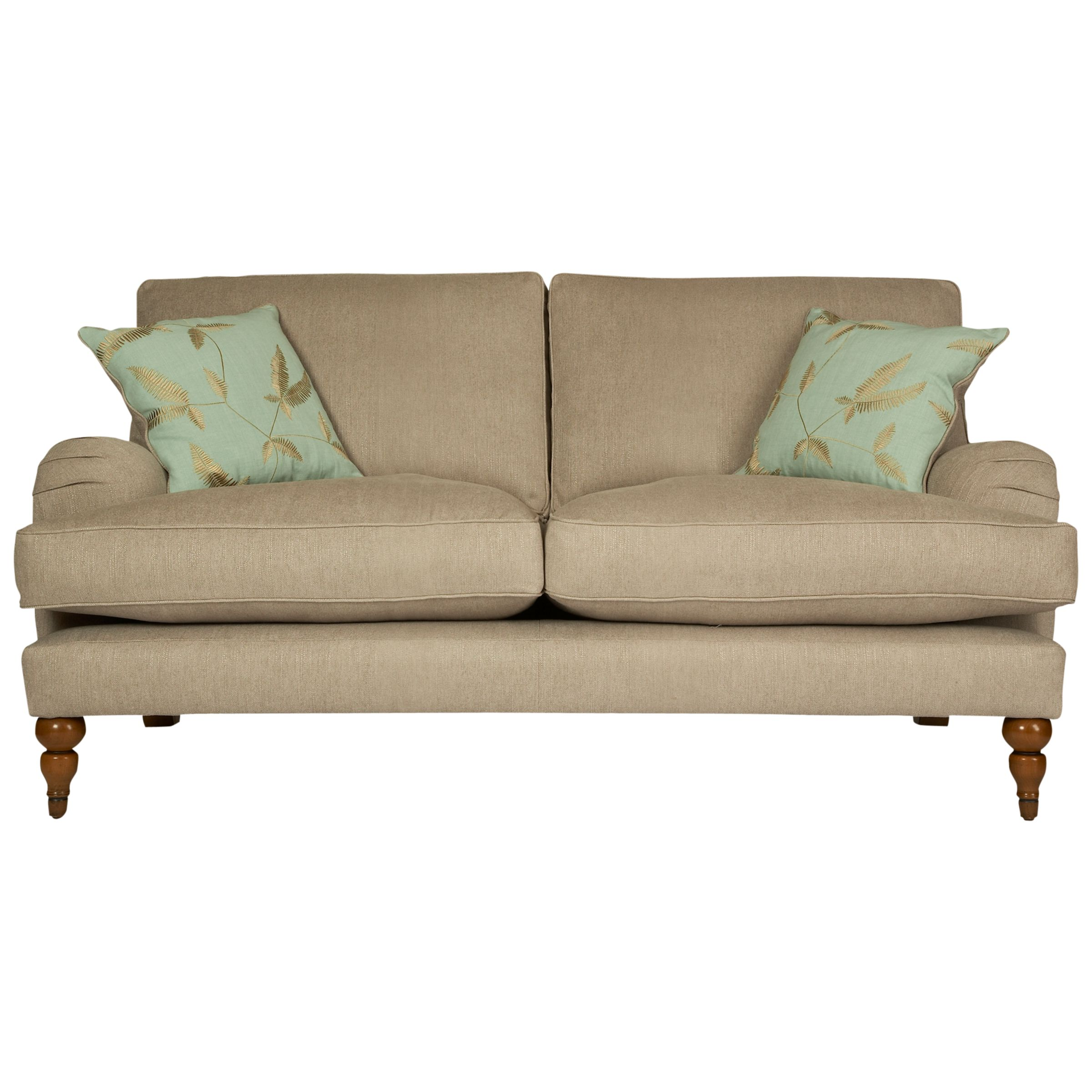 John Lewis Penryn Small Sofa, Aiden Smoke