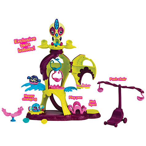 Buy Zoobles Mamas and Zoobling Playset Online at johnlewis.com