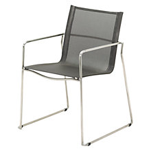 Buy Gloster Asta Outdoor Dining Armchair Online at johnlewis.com