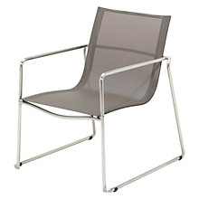 Buy Gloster Asta Outdoor Lounge Armchair Online at johnlewis.com