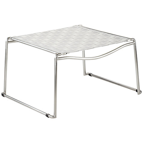 Buy Gloster Asta Outdoor Footstool Online at johnlewis.com