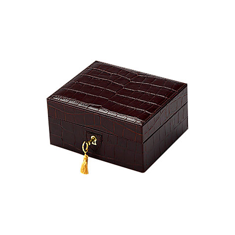 Buy Aspinal of London Bijou Jewellery Case Online at johnlewis.com