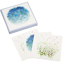 Buy Rachel Ellen Blue Alliums Writing Set Online at johnlewis.com