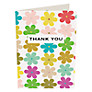 Caroline Gardener Flowers Thank You Notecards, Pack of 10