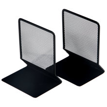 Buy Osco Black Mesh Bookends Online at johnlewis.com