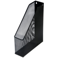 Buy Osco Black Mesh Magazine Rack Online at johnlewis.com