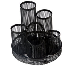 Buy Osco Wire Mesh Pen Pot Tidy Online at johnlewis.com