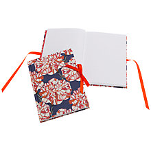 Buy Liberty Spring Floral Notebook, A5 Online at johnlewis.com