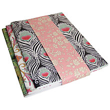 Buy Liberty Notebooks, A5, Pack of 3 Online at johnlewis.com
