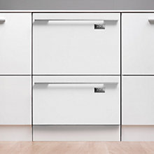 Buy Fisher & Paykel DD60DHI7 Built-in Double DishDrawer Dishwasher Online at johnlewis.com