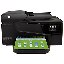 Buy HP Officejet Premium 6700 Wireless e-All-in-One Printer & Fax Machine with Airprint + Adobe Photoshop Elements 13, Photo Editing Software Online at johnlewis.com