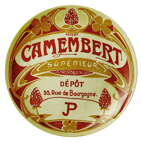 Buy DRH Collection Camembert Canape Plates, Box of 4 Online at johnlewis.com