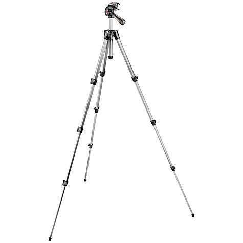 Buy Manfrotto MK393-H Photo-Movie Tripod Online at johnlewis.com