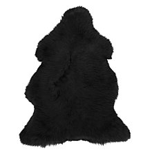 Buy John Lewis Sheepskin Rug, Single Online at johnlewis.com