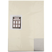 Buy John Lewis Table Plan Kit, A3 Online at johnlewis.com