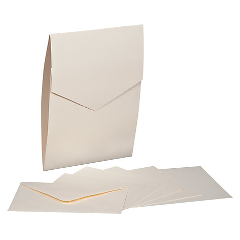Buy John Lewis Invitation Bumper Pack, Pack of 8 Online at johnlewis.com