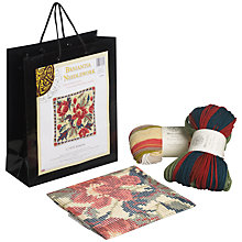Buy Brigantia Needlework Almeria Tapestry Cushion Kit Online at johnlewis.com