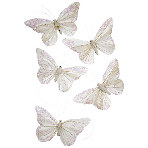 Buy John Lewis Butterfly Mobile Online at johnlewis.com
