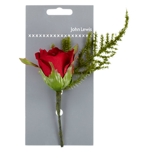 Buy John Lewis Buttonhole Online at johnlewis.com