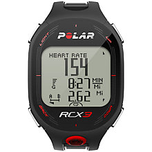 Buy Polar RCX3 Multisport Watch Online at johnlewis.com