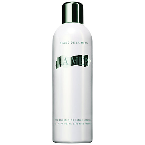 Buy Crème de la Mer The Brightening Lotion Intense, 200ml Online at johnlewis.com