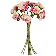 Buy John Lewis Paper Roses, Small Online at johnlewis.com