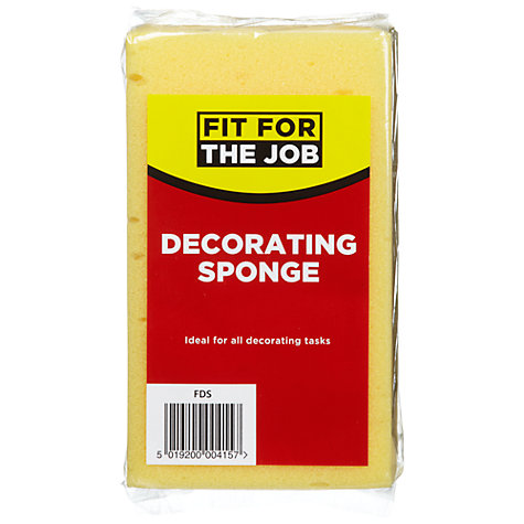 Buy Fit For The Job DIY Decorating Sponge Online at johnlewis.com