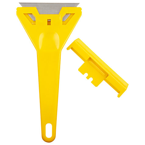 Buy Fit For The Job DIY Window And Glass Scraper Online at johnlewis.com