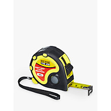 Buy Fit For The Job DIY 5m Tape Measure Online at johnlewis.com
