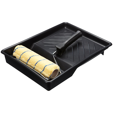 Buy ProDec DIY 9'' / 23cm Roller and Tray Online at johnlewis.com