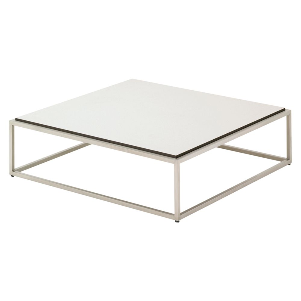 Gloster Cloud Square Outdoor Coffee Table