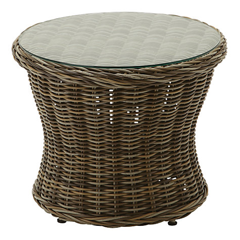 Buy Gloster Havana Glass Table Top for Round Coffee Table Online at johnlewis.com