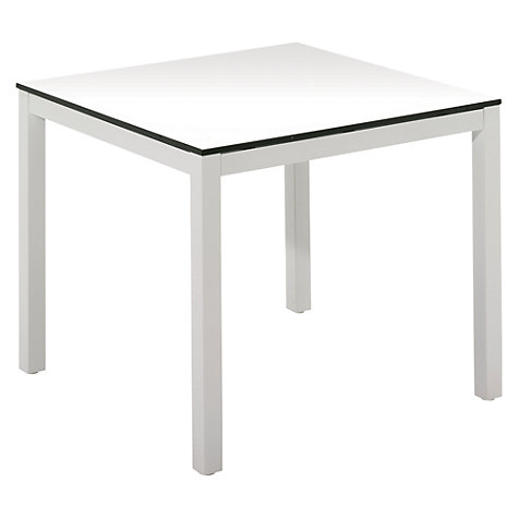 Buy Gloster Roma Square 4 Seater Outdoor Dining Tables Online at johnlewis.com