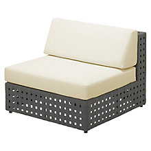Buy Gloster Linea Modular Outdoor Centre Unit Online at johnlewis.com