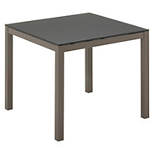 Buy Gloster Riva Square 4 Seater Outdoor Dining Tables Online at johnlewis.com