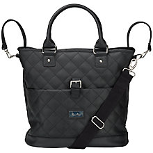 Buy Silver Cross Elegance Changing Bag, Black Online at johnlewis.com