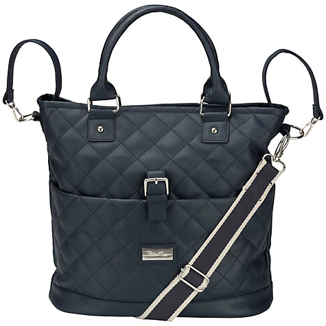 Buy Silver Cross Elegance Changing Bag, Navy Online at johnlewis.com