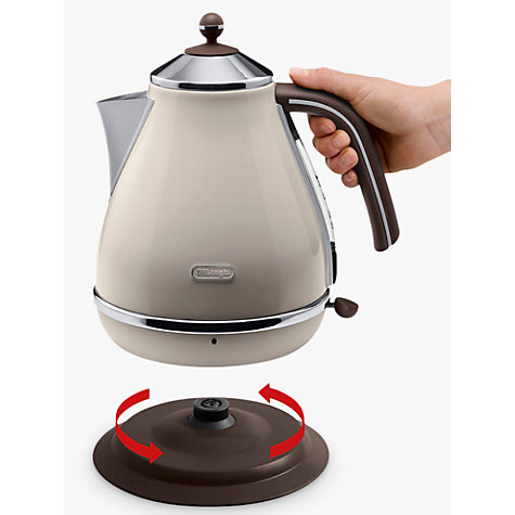 Buy De'Longhi Vintage Icona Kettle Online at johnlewis.com