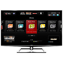 Buy Toshiba 55ZL2B LED, 4x 1080p HD, Glasses-Free 3D Smart TV, 55 Inch with Freeview HD Online at johnlewis.com