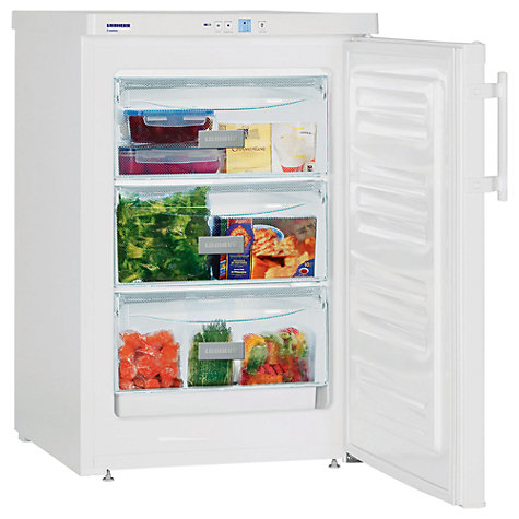 Buy Liebherr G1223 Freezer, A+ Energy Rating, 55cm Wide, White Online at johnlewis.com