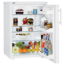 Buy Liebherr T1710 Larder Fridge, A+ Energy Rating, 55cm Wide, White Online at johnlewis.com