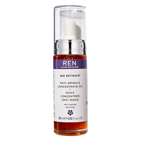 Buy REN Bio Retinoid Anti-Ageing Concentrate, 30ml Online at johnlewis.com