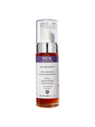 REN Bio Retinoid Anti-Ageing Concentrate Oil, 30ml
