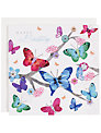Hammond Gower Butterflies Birthday Card