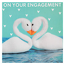 Buy Mint On Your Engagement Card Online at johnlewis.com