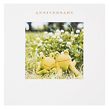 Buy Susan O' Hanlon Anniversary Card Online at johnlewis.com